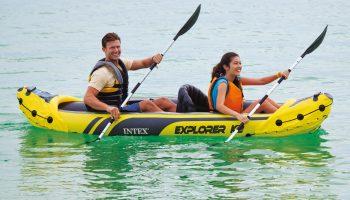 Cómo iniciarse en la navegación con kayak