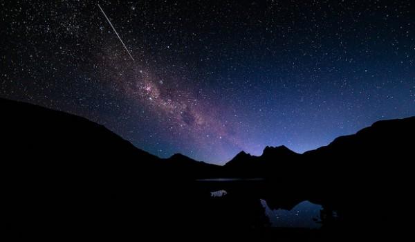 donde ver la lluvia de estrellas