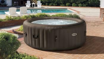 cierra la terraza para disfrutar del spa todo el ao