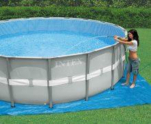 instalar una piscina desmontable