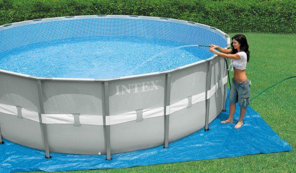 llenado piscina