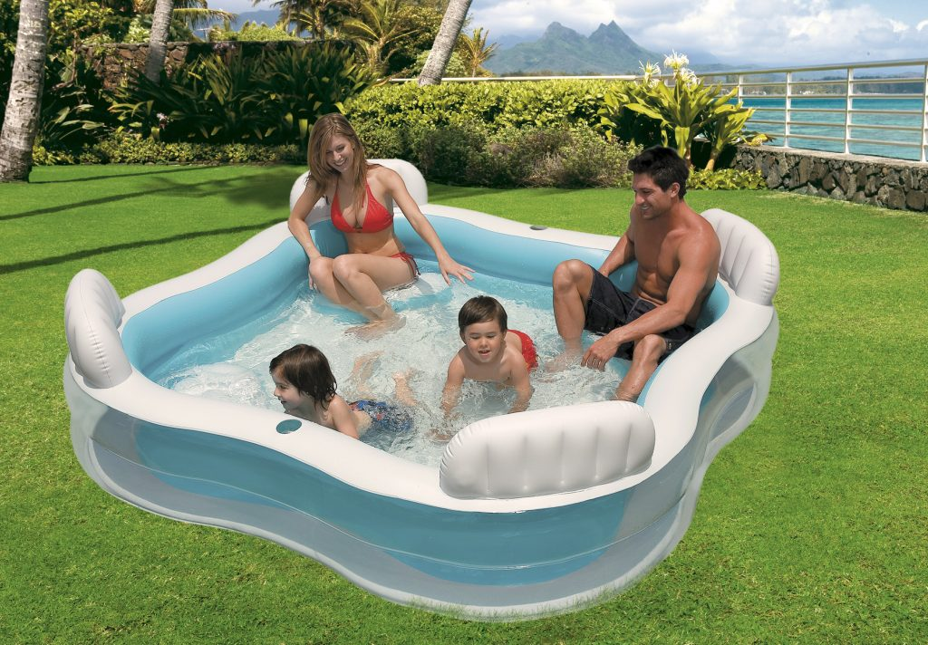 piscina inchable intex