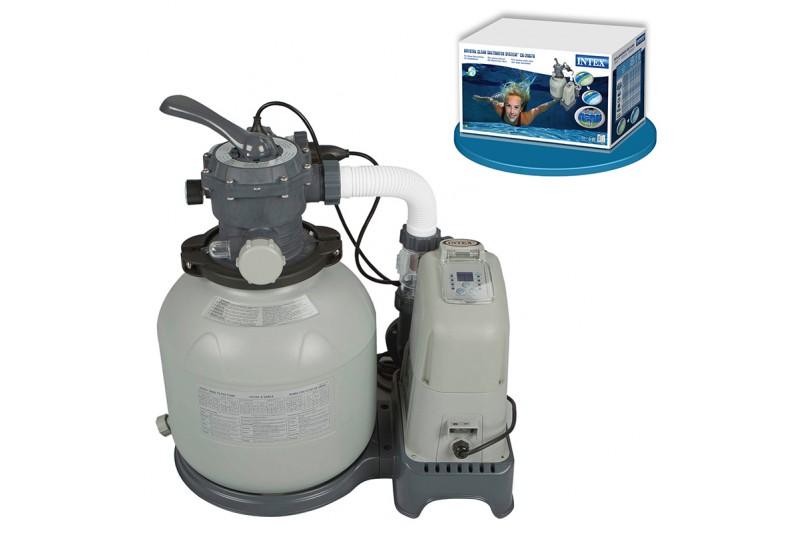 depuradora clorador salino