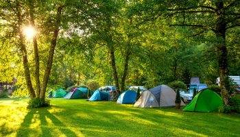 Top 3 campings de España
