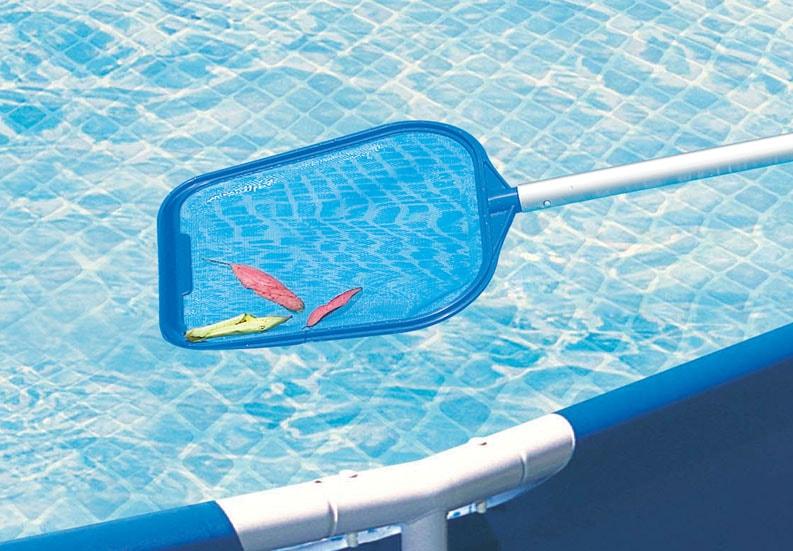 Puesta a punto de tu piscina desmontable intex para el verano - Mantenimiento piscina hinchable ...