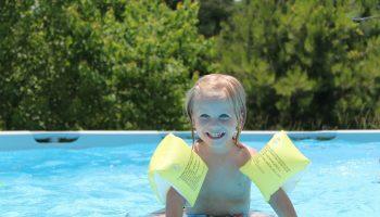 Manual de seguridad infantil en la piscina