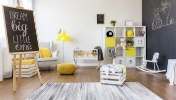 Motivos para renovar la habitación infantil