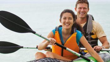 Aventuras en Kayak para el día del padre