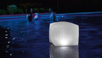 Ilumina tu piscina con luces LED