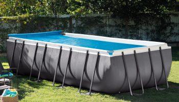 Consejos para reparar la lona de tu piscina desmontable