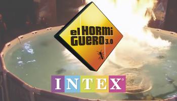 Piscinas INTEX en El Hormiguero 3.0