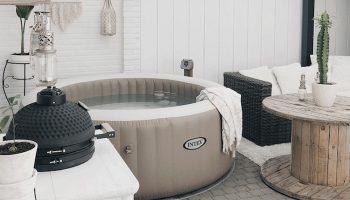 Tips para el mantenimiento de tu spa hinchable
