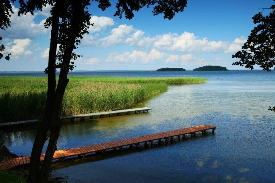 lago Sniardw, Polonia