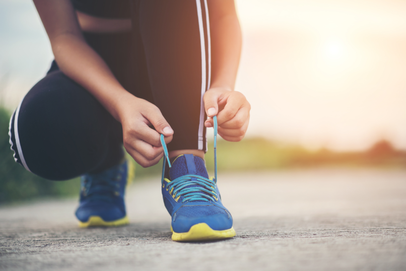 vida saludable deporte
