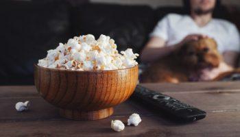 5 películas de Netflix para un maratón de cine en casa
