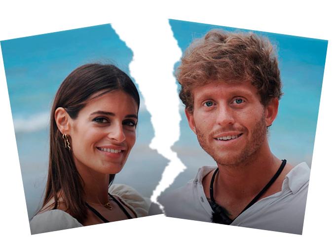 Susana y Gonzalo La Isla de las Tentaciones