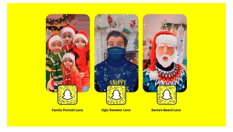 filtros snapchat instagram