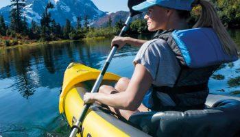 Normativa de navegación de kayaks y barcas hinchables INTEX en playas y ríos de España