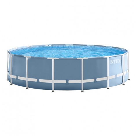 Piscinas intex piscinas desmontables con depuradora for Piscina pequena desmontable con depuradora
