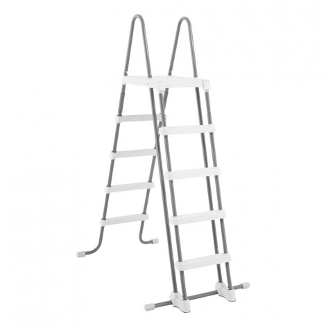 escalera piscinas intex - para piscinas de hasta 132 cm