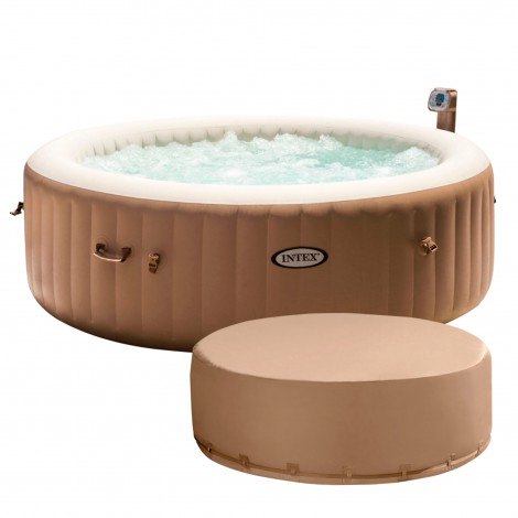 spa hinchable intex burbujas 4 personas (220-240v)