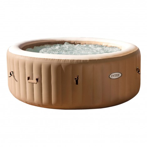 spa hinchable intex purespa 4 personas 795 litros