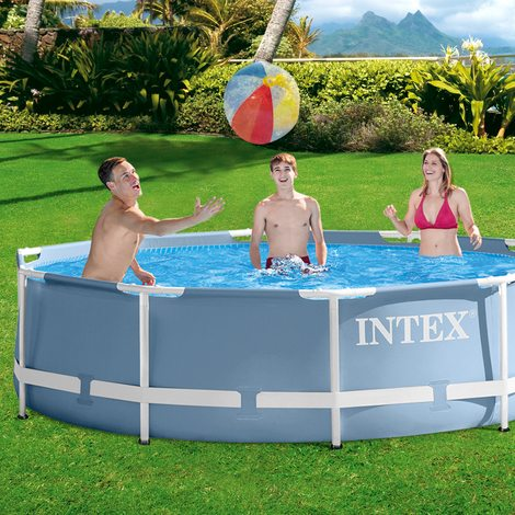 piscina desmontable intex depuradora 305x76 cm l
