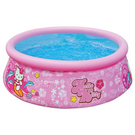 piscina hinchable intex-hello kitty 183x51 cm - 886 litros