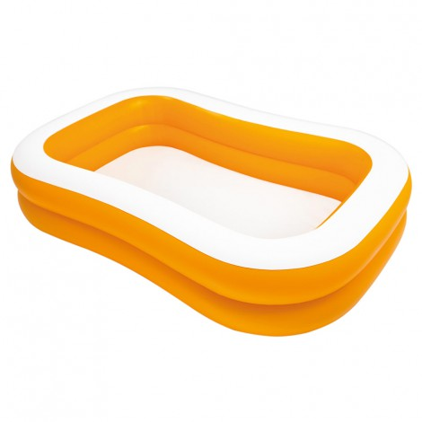 piscina hinchable intex rectangular 229x147x46 cm - 519 l.