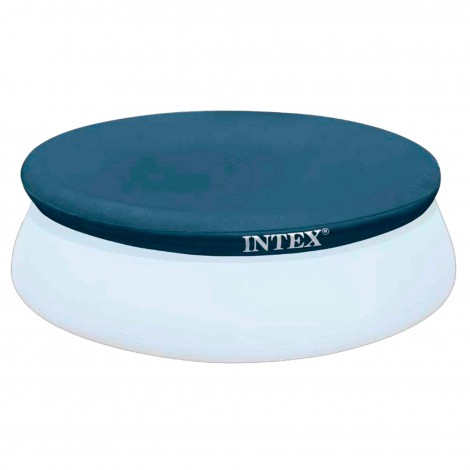 cobertor intex para piscina hinchable easy set - 305 cm